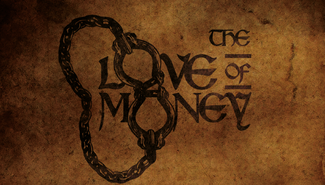 The Love of Money Book written by Lesley Broster Kinch